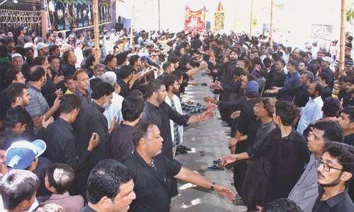 Police directed to monitor social media in Muharram