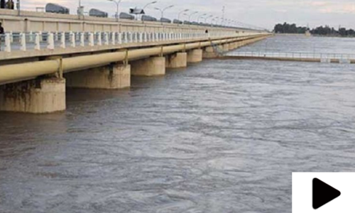 بھارت نے پاکستانی دریاؤں میں پانی چھوڑ دیا، سیلاب کا خطرہ
