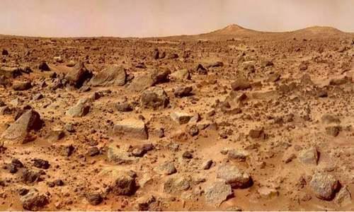 'مریخ پر جوہری بم گرانا چاہتا ہوں'