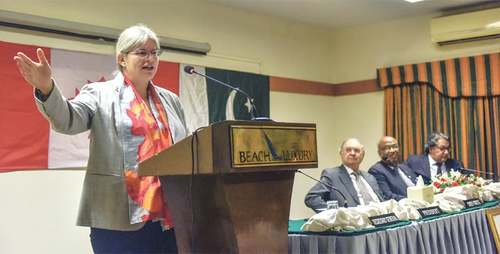 HC highlights growing ties between Canada, Pakistan