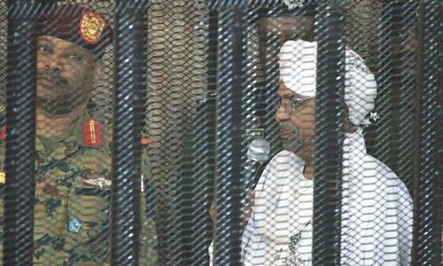 Sudan's Bashir 'got $90m from Saudi royals', official tells court