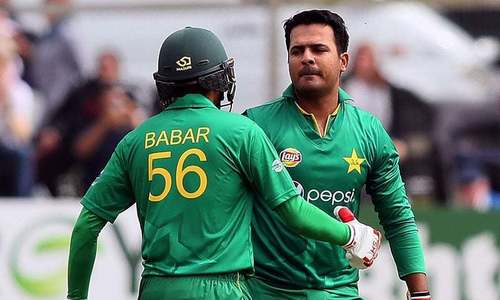Sharjeel apologises as PCB waives ban sentence