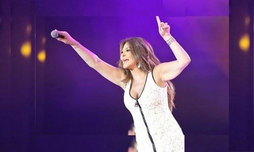 لبنان کی مقبول ترین گلوکارہ کا میوزک کو خیرباد کہنے کا اعلان