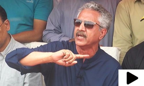 شہری سندھ حکومت کو ٹيکس دينا بند کرديں, میئر کراچی