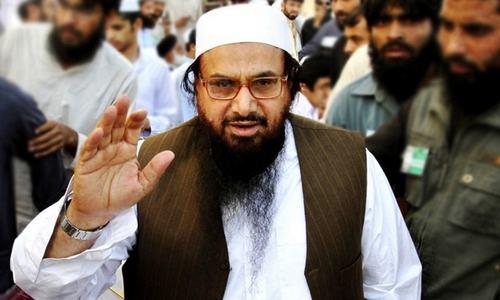 لاہور ہائیکورٹ: حافظ سعید اور دیگر کے خلاف مقدمات کے اخراج کیلئے درخواست دائر