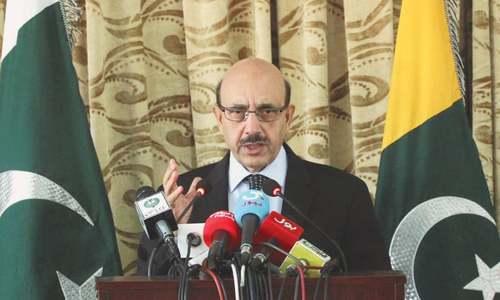 Masood warns India against launching strike on Azad Kashmir