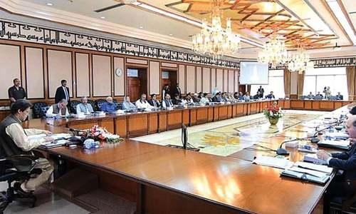 کاروباری برادری کی شکایات پر کابینہ کا نیب کے طریقہ کار میں تبدیلی کا فیصلہ