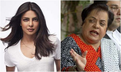 Remove Priyanka Chopra as Goodwill Ambassador, Shireen Mazari writes to Unicef chief