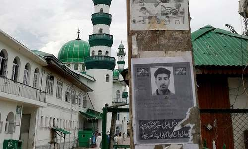 Families demand answers for 'unaccounted for' deaths in occupied Kashmir