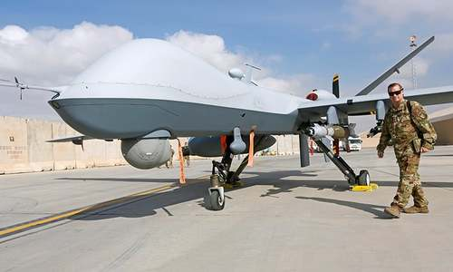US drone shot down over Yemen: officials