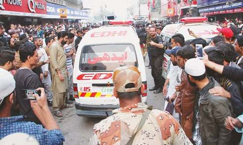 'Rangers pursuing boy's lynching case'
