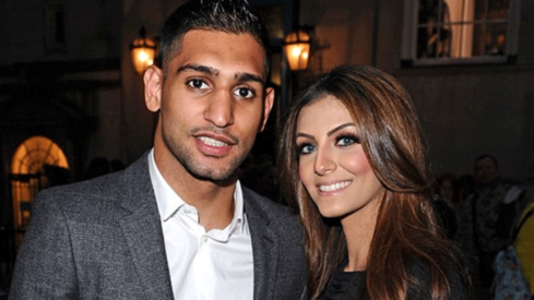 Amir Khan and Faryal Makhdoom are expecting their third child