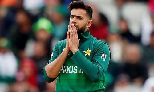 قومی ٹیم کی قیادت ملنا اعزاز ہے لیکن بورڈ سے مطالبہ نہیں کروں گا، عماد وسیم