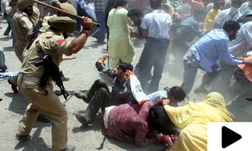 مقبوضہ کشمیر میں بھارتی فوج کی درندگی، تہلکہ خیز رپورٹ جاری