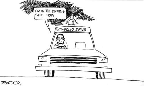 Cartoon: 23 August, 2019
