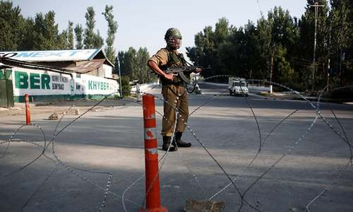 Key hospitals in occupied Kashmir treat more than 150 tear gas, pellet injuries