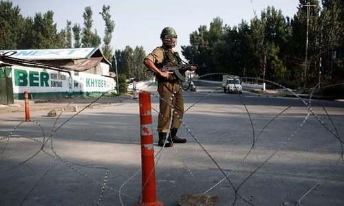 مقبوضہ کشمیر: 16 روز میں 150 سے زائد زخمی ہسپتال منتقل