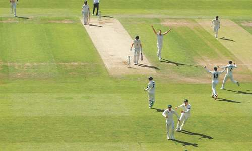 Australia in command after blowing England away