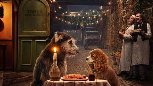 The trailer for Disney's Lady and the Tramp live-action remake is finally here