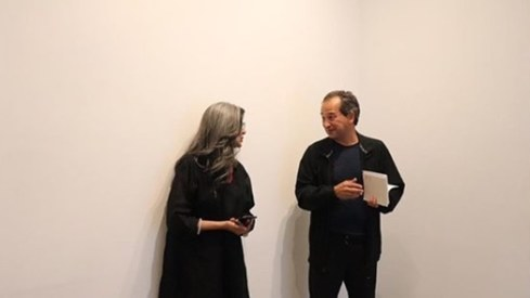 Canvas Gallery opens Space in Time exhibit with blank walls in protest