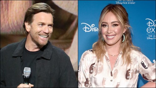 Lizzie McGuire and Obi Wan Kenobi are making their return on Disney Plus
