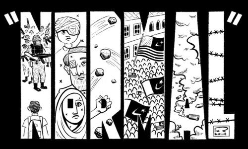 کارٹون : 25 اگست 2019