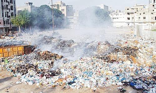 Karachi — The orphan city