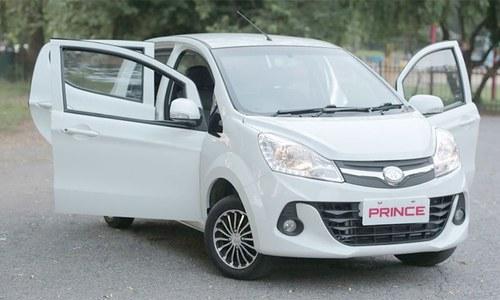 ایک اور پاکستانی کمپنی 800 سی سی گاڑی متعارف کرانے کے لیے تیار