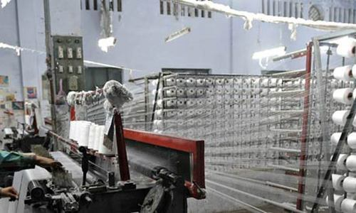 What is causing the unsurprising contraction of Pakistan's manufacturing industry?