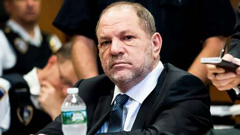 Harvey Weinstein pleads not guilty to new charges of rape and sexual assault