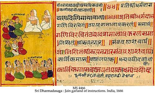 Not just Sanskrit, Gujarati owes a lot to Arabic and Persian too