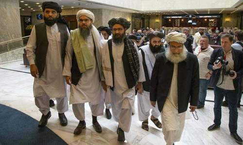 Deal nears in talks with US: Taliban