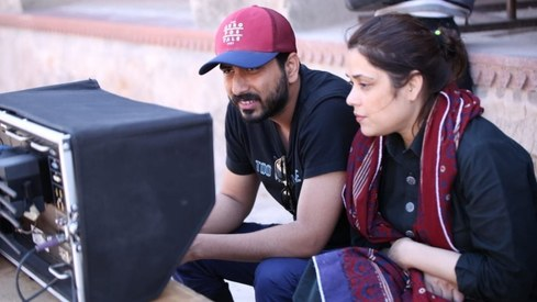Load Wedding duo Nabeel and Fizza are releasing two films in 2020