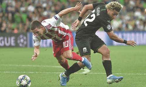 Old rivals Red Star, Dinamo reach Champions League group stage