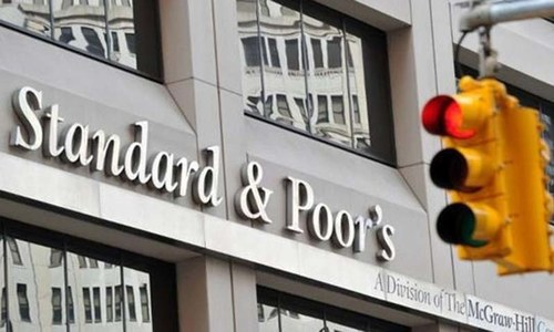 Pakistan outlook 'stable': S&P