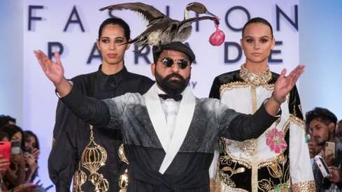 Pakistani craftsmanship takes the Big Apple by storm, thanks to Fashion Parade