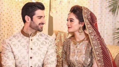 Muneeb Butt and Aiman Khan just had a baby girl