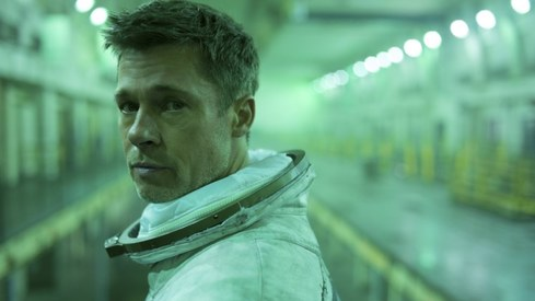 Brad Pitt goes deep into space and masculinity in Ad Astra