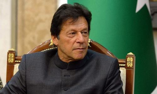Imran seeks UAE support over occupied Kashmir