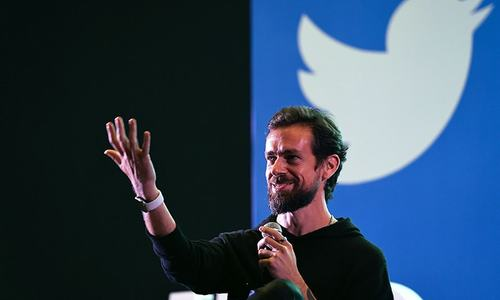 Twitter CEO account hacked, offensive tweets posted
