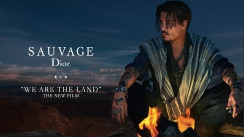 Dior slammed for racist perfume ad featuring Johnny Depp