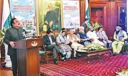 International Sikh Convention: Govt pledges to safeguard rights of minorities