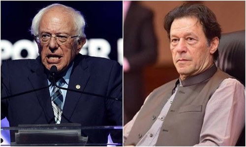 PM Imran, US Senator Sanders call attention to India's 'unacceptable' actions in occupied Kashmir
