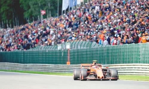 Emotional Leclerc scores bittersweet maiden F1 win