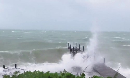Monstrous Dorian pummels Bahamas; parts of Florida evacuated