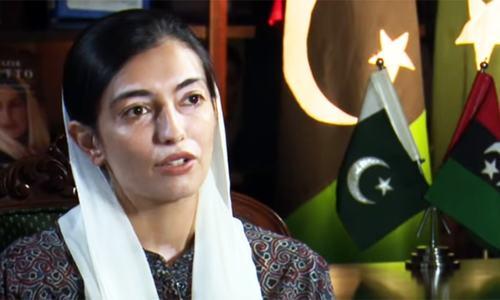 Imran Khan has had more failures than successes: Aseefa