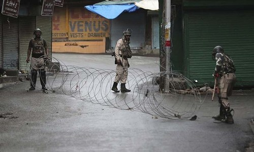 US urges all parties to show restraint on Kashmir issue