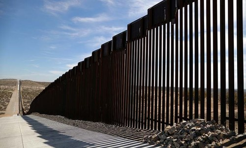 Pentagon diverts $3.6bn for Mexican border wall