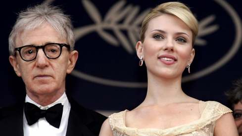 I love Woody Allen and I believe him, says Scarlett Johannson despite assault allegations