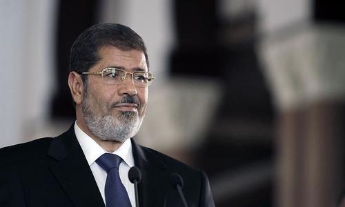 Morsi's death